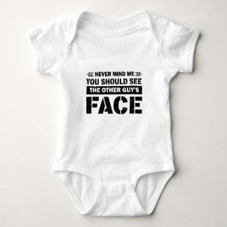 Body Para Bebê Design das artes marciais de Jiu-Jitsu do