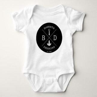 Body Para Bebê Design de Barista