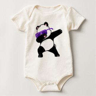 Body Para Bebê design de toque ligeiro da cerveja legal