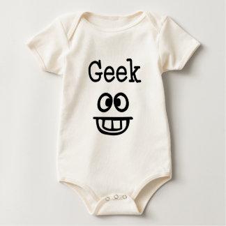 Body Para Bebê Design do geek