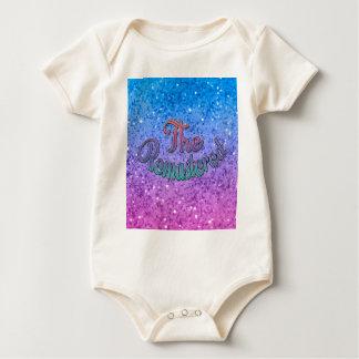 Body Para Bebê Design do grupo da família - música - Remastered