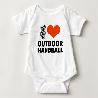 Body Para Bebê Design do handball