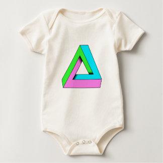 Body Para Bebê design do pop art 90s