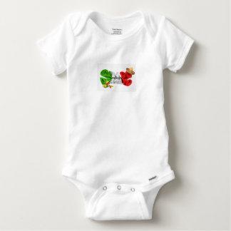 Body Para Bebê Design feliz de Cinco De Mayo