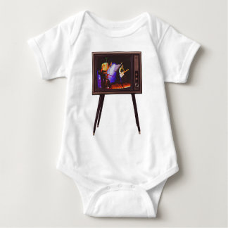 Body Para Bebê Design vivo do oeste de Josh