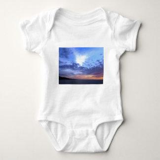 Body Para Bebê Desvanecimento no crepúsculo