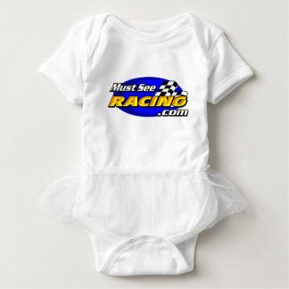 Body Para Bebê Deve ver a competência