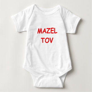 Body Para Bebê diga-o no yiddish