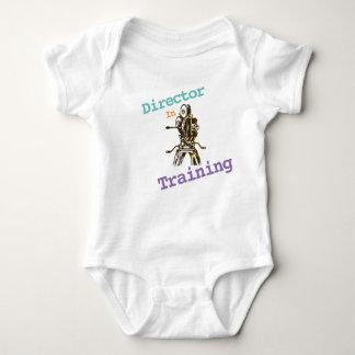 Body Para Bebê Diretor em treinar Onsie