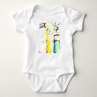 Body Para Bebê Disco W \ louco