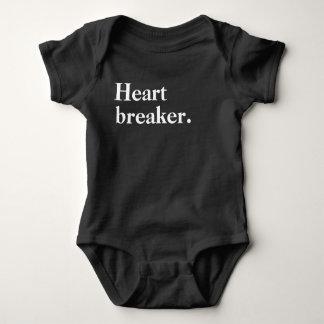 Body Para Bebê Disjuntor do coração
