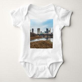 Body Para Bebê Distrito financeiro central Columbo, Ohio