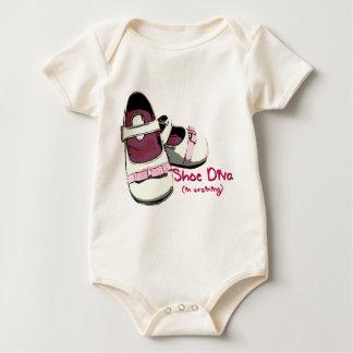 Body Para Bebê Diva dos calçados