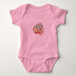 Body Para Bebê Divertimento Babygrow