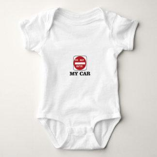 Body Para Bebê dne meu carro