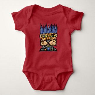 """Body Para Bebê Do """"Bodysuit do jérsei do bebê do Kat punk"""""""