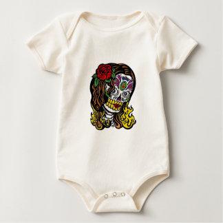 Body Para Bebê Doçura do açúcar