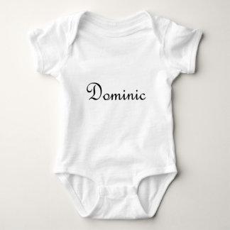 Body Para Bebê Dominic