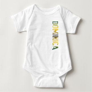 Body Para Bebê Dominica
