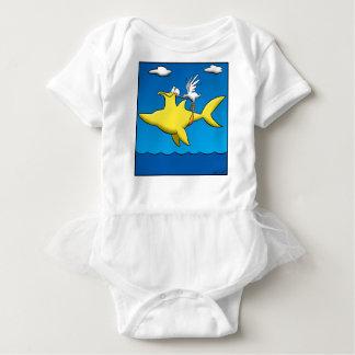 Body Para Bebê Dores do pelicano