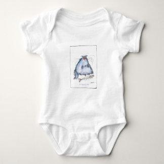 """Body Para Bebê dos fernandes tony """"não era mim"""" desenhos animados"""