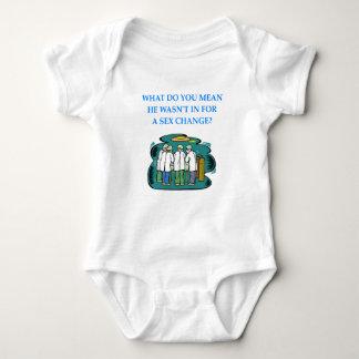 Body Para Bebê doutor