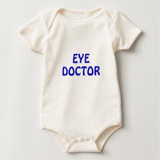 Body Para Bebê Doutor de olho