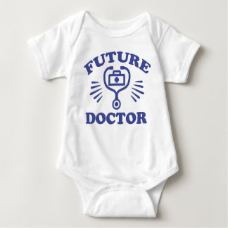 Body Para Bebê Doutor futuro