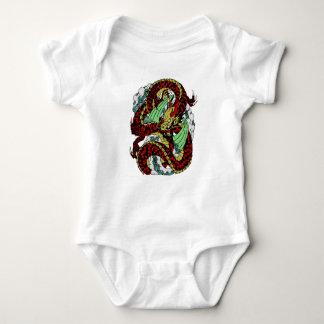 Body Para Bebê Dragão