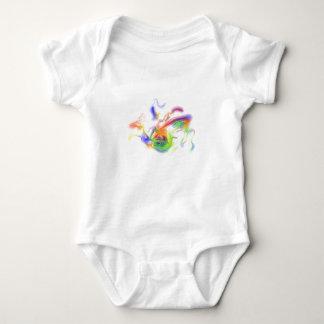 Body Para Bebê Dragão 1