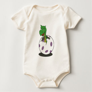 Body Para Bebê Dragão do bebê