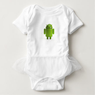 Body Para Bebê Droid