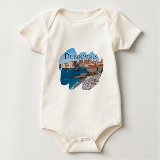Body Para Bebê Dubrovnik com uma vista