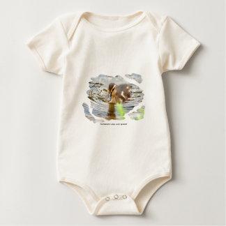 Body Para Bebê DUCKLING Louis Glineur ENTENKÜKEN fotografia