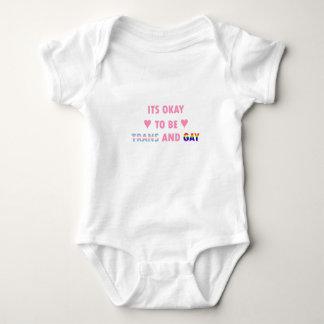 Body Para Bebê É aprovado ser o transporte e o gay (v1)