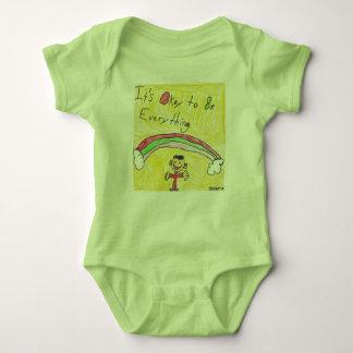 Body Para Bebê É aprovado ser tudo uma parte