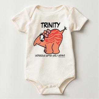 """Body Para Bebê e.e.h.r…? Bebê do """"gênio"""" da trindade"""