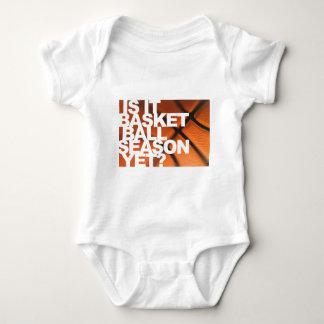 Body Para Bebê É estação de basquetebol ainda?