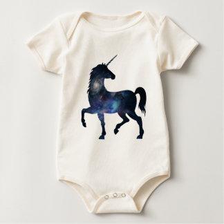 Body Para Bebê É um universo do unicórnio