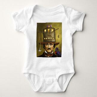 Body Para Bebê Edgar Allan Poe