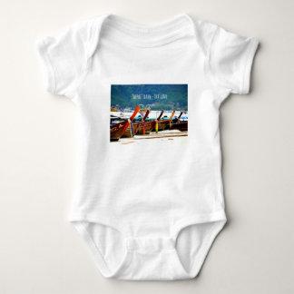Body Para Bebê Edição do cartão de Phiphiisland