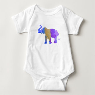 Body Para Bebê Elefante