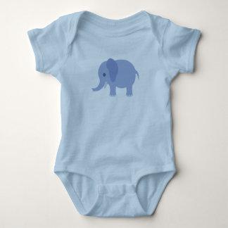 Body Para Bebê Elefante do bebê