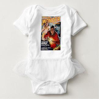 Body Para Bebê Eletricista do espaço