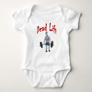 Body Para Bebê Elevador inoperante