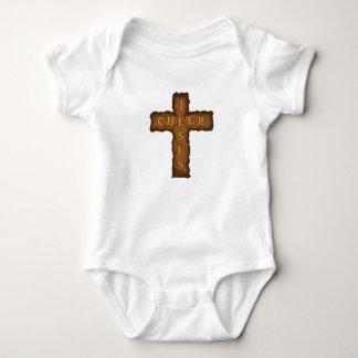 Body Para Bebê Elogio de Jesus
