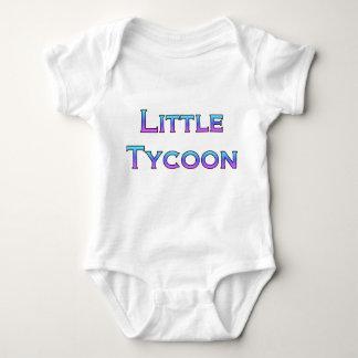 Body Para Bebê Empresário bem sucedido pequeno