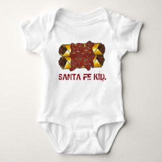 Body Para Bebê Enchiladas Foodie de New mexico nanômetro do miúdo