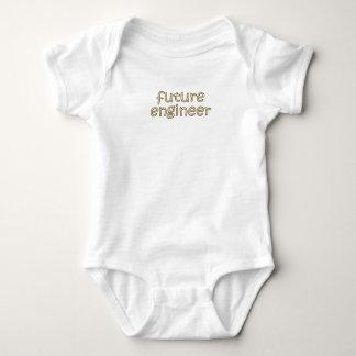 Body Para Bebê engenheiro futuro