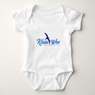 Body Para Bebê Engrenagem Keela-Pequenina das cartas patentes
